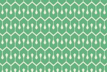Finley fabrics & colors / by Sally Metzger
