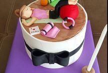 Pilates cakes