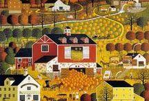 Folk Artist: Charles Wysocki