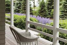 Porches and Patios / by Nancy Hunt