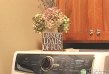 Signs for the Laundry Room