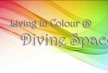Living in Colour @ Divine Space - blogs