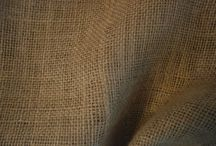 Autumn Tablecloth - Right on trend / Hessian