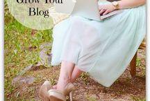 Blogging / Blogging tips, social media insights, and more