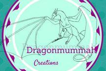 ☆Dragonmummah Creations☆ / my online store www.facebook.com/dragonmummah  #polymerclay #customorder