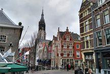 Netherlands / Delft, Amsterdam, Rotterdam, Den Haag, Leiden