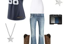 Dallas Cowboys Game Outfits