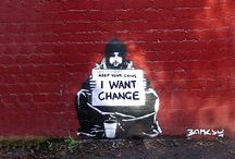 .: Street Art Sassiness :. / by Toula Karayannis