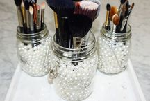 makeup table ideas