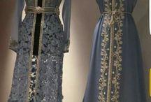 Marokkaanse jurken
