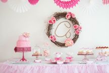 Ombre Princess Party Inspiration