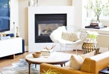Collecting fireplace ideas