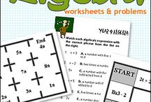 Math Worksheets / Free math printable worksheets for high school students and teachers