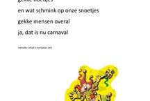 weeksluiting carnaval