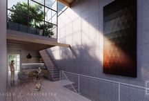 Upcycle Studios by Lendager Arkitekter / The visuals for a competition winner project by Lendager Arkitekter