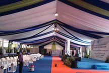 Tenda Hall/Hanggar/Roder / http://www.amira-tent.com