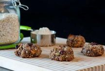 Recettes: GF cookies and bars