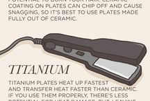 Tips for flat iron