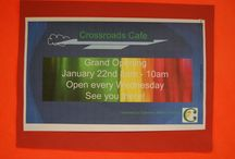 Crossroads Cafe by Clanmore Middle School Students