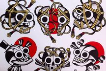 Tattoo Flash / Flash by El Bueno Tattoer