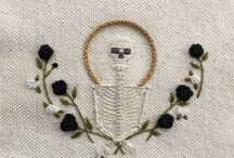 Embroidery patterns & inspiration