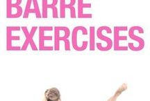 exercises barre