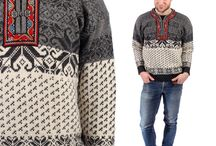 Norvegian Sweater