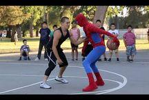 Fun Superhero Videos / by SimplySuperheroes.com