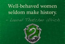 Slytherin Swagger