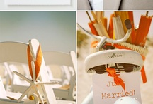 AKA Beach Wedding Inspiration / A little something for all the beach brides & grooms out there !