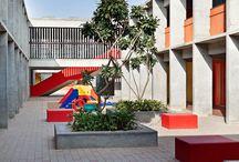 espacios educativos - schools