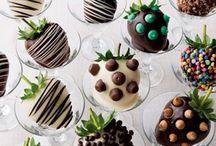 capsuni ciocolata