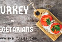 Vegetarian Food in Turkey - Top 10 Must Try Options / Delicious Vegetarian Food options in Turkey, that you must try while visiting Turkey a beautiful travel destination