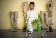 Landmine Awareness / landmines / by Stacerina Ray