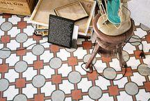 Zementfliesen von Topgres / Entdecken Sie unsere Zementfliesen für Ladenbauer und Architekten.