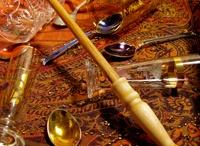 Pagan: wands