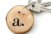 kreative ideer af træskiver