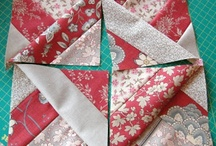 Quilting ideas / Patterns  Color combinations Embellishments