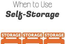 Self Storage Hints & Tips
