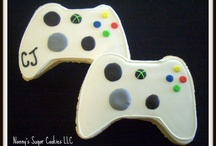 xbox-party-ideas / by Selby Monteleone
