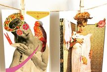 Collages Nadia Montero / Collages by Nadia Montero