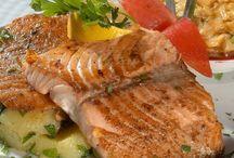 hal ételek