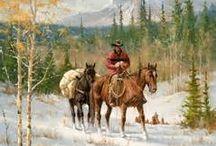 Western Art / by Betty Baird