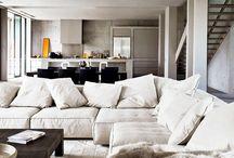 Sofas for office reno
