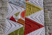 Borders on quilts