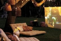 Backyard/outdoors / by Shannon Boles