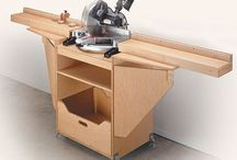 Mitter Saw Table