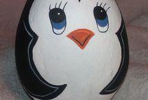 tojás-pingvin