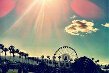 Coachella baby!
