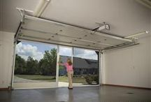 Lifestyle: How it Works / A screen door for your garage